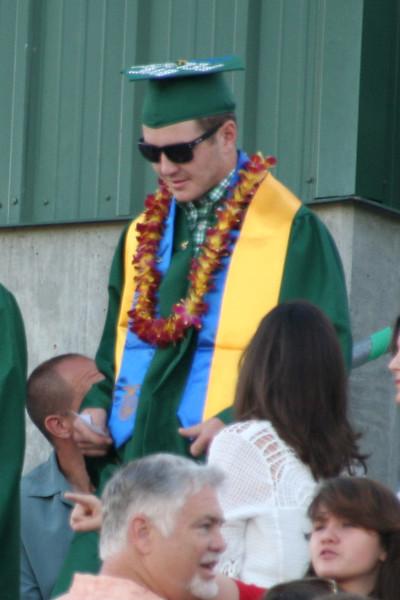 Logan's High School Grad 2016