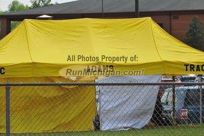 Miscellaneous photos - 2013 Oakland County Track Meet