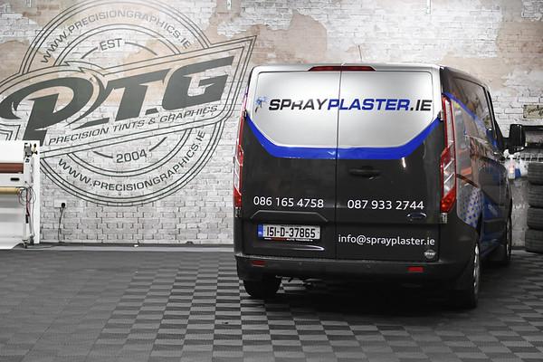 PTG SprayPlaster.ie