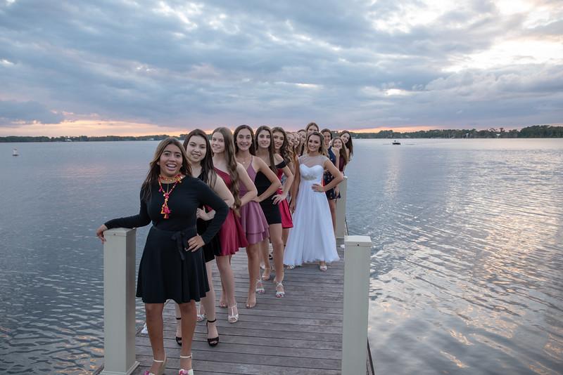 Pelak girls on dock.jpg