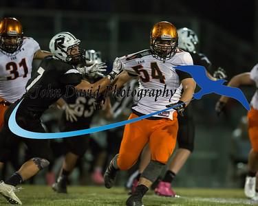 2017 EHS Football Varsity v Roosevelt