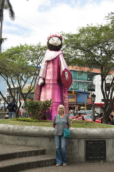San Jose, Costa Rica - December, 2012