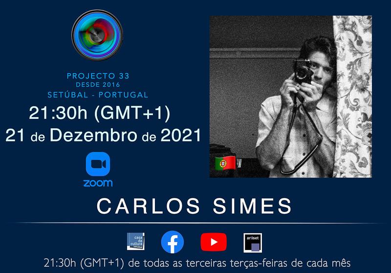 Carlos Simes - Dezembro 2021