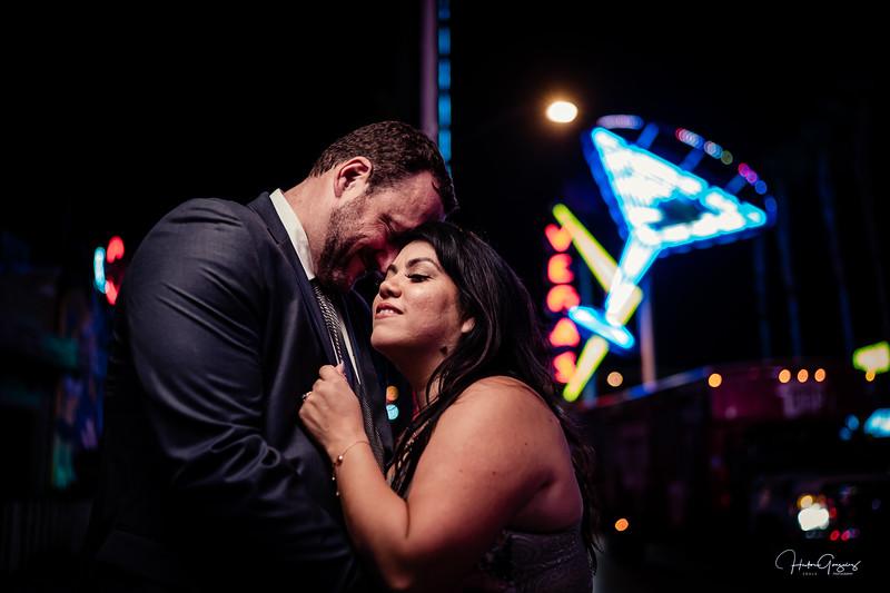 Las Vegas Wedding Aniversary  shooting