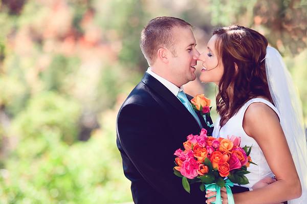 Rob and Caroline Lamph Wedding