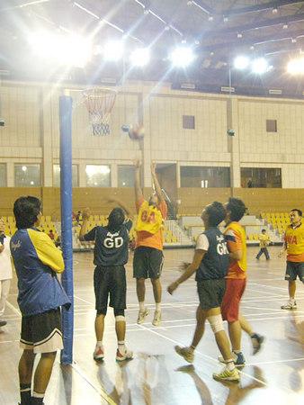 MAS Netball Tournament, 3-4 March 2007