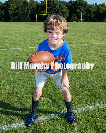2017 Blue Team Marshall Co. Flag Football