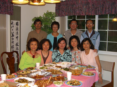 College Reunion - June 16, 2006 (Ray Jeng's)