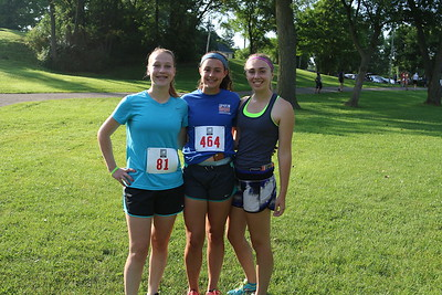 2015 Founder's Festival 4-Mile Run