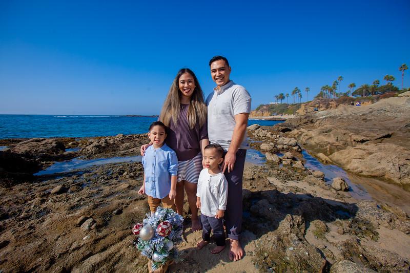 Castellano Family Holiday Photos 2020