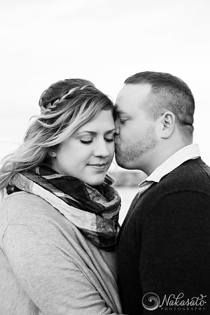 Erin & Nate {engagement session}