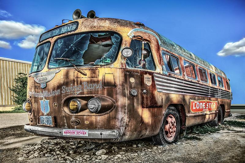 Broken Spoke Bus