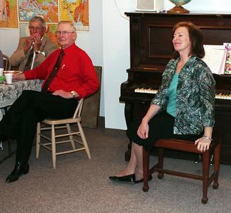 Bob Galey, Miz Mizner, and Kerry Johnson - 25 Mar 2012