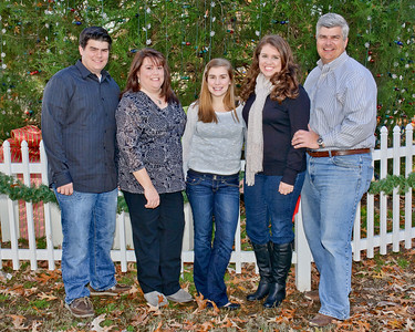 Peterson Family 2012