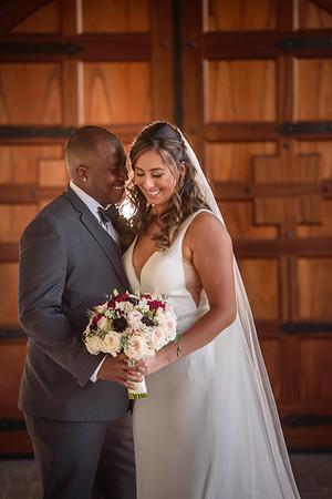 Cedric & Natasha Wedding 10/12/18