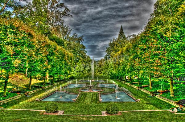 Longwood Gardens September 2014