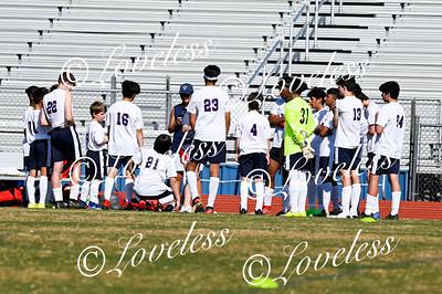 Boys Soccer vs Siegel  4/12/21