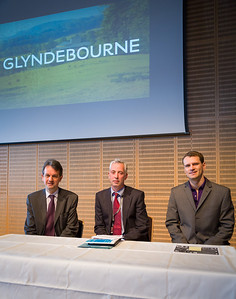 Glyndebourne - Economic Impact Report Launch Event 27.2.14