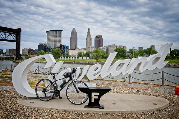 Cleveland Sign Ride