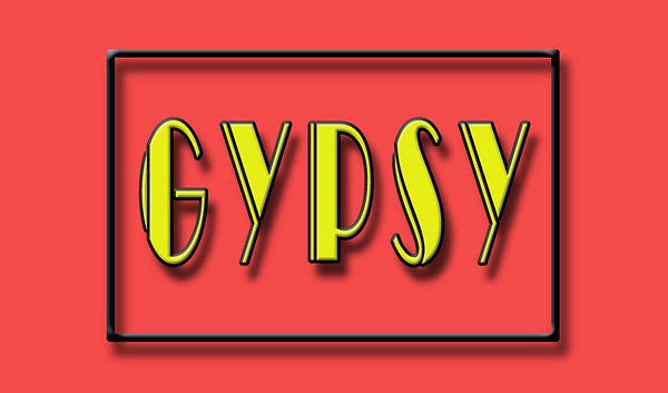GYPSY! Very Sassy! James Caldwell H.S.