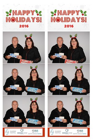 Shore Hotel - 2016 Holiday Party & Awards Ceremony - 12/21/2016