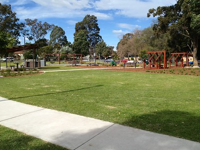 gazzard park playspaces