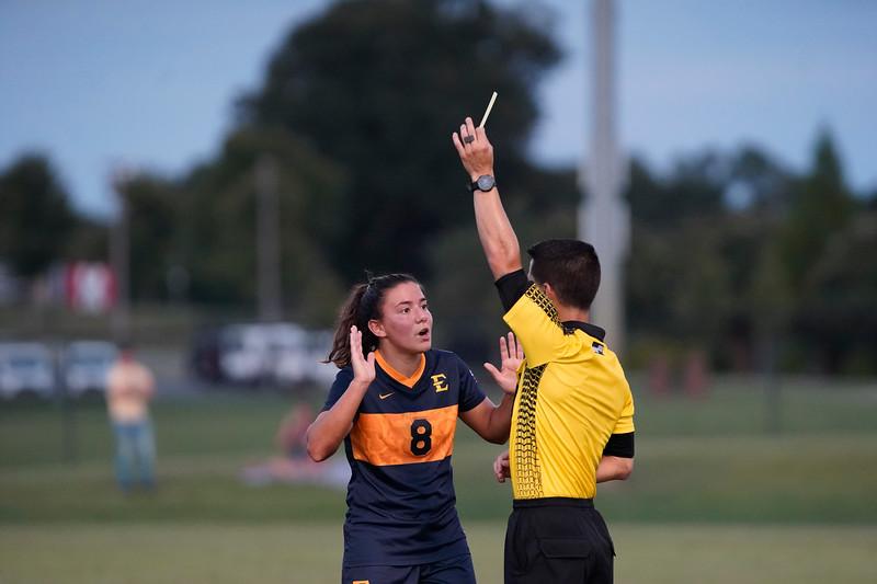Gardner-Webb Women's Soccer Team vs. ETSU