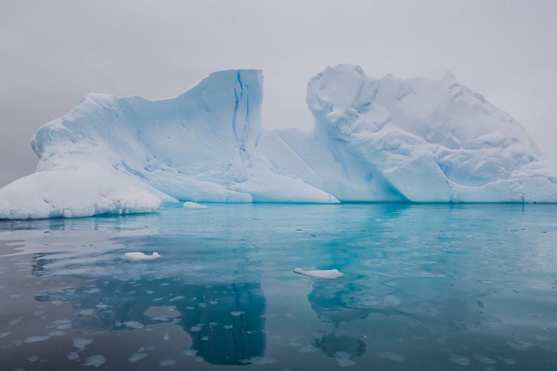 Antarctica facts - Iceberg