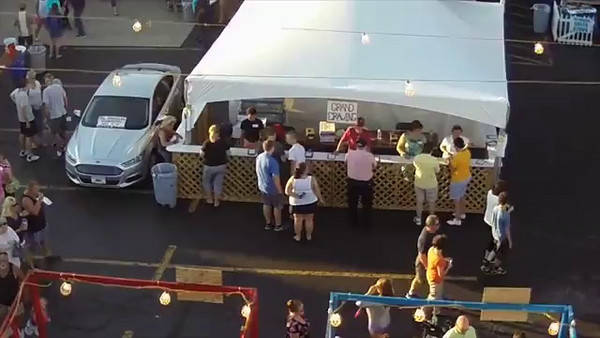 St.Charles Carnival 2014 FlyBy