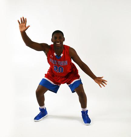 PG Basketball Photo Shoot - Oct. 11, 2017