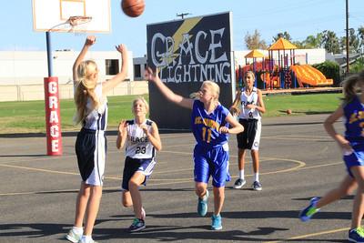 Grace Basketball