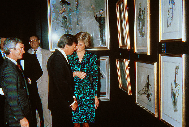 14 With Princess Diana - Royal Festival Hall.jpg