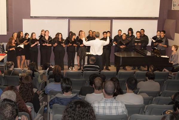 SAC Choir 2012-10
