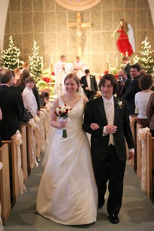Bryanne and Matthew's Wedding Day