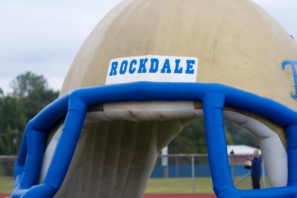 Rockale Varsity v Troy Pre-Game