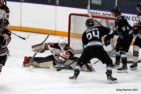 Mudbugs vs Wings 2021 NAHL Championship by GMN
