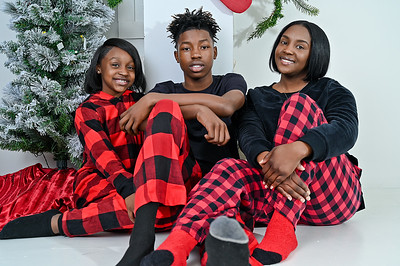 Carla and Family Christmas 2019