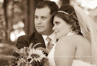 Mellisa and Seth Sepia