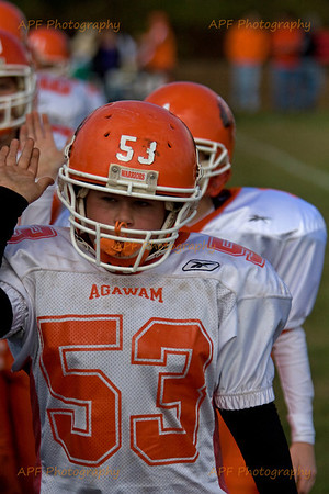 Agawam vs. Quabbin - 10/16/10 (Saturday)
