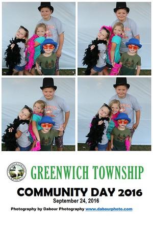 Greenwich Community Day 2016