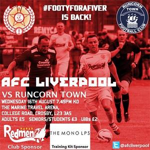 Runcorn Town (h)