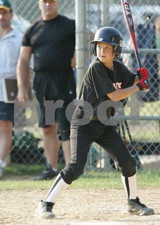 """06/21/2005 Giants vs Athletics """"minors"""""""