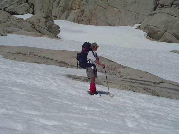Mount Whitney 2005 (Mandi, Kurtiss and Ray)