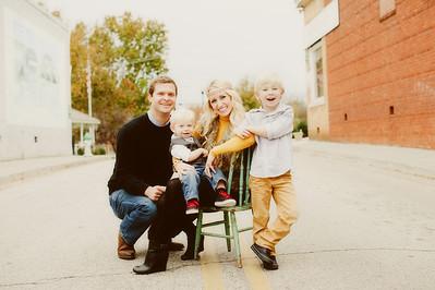 Alexander Family November 2013