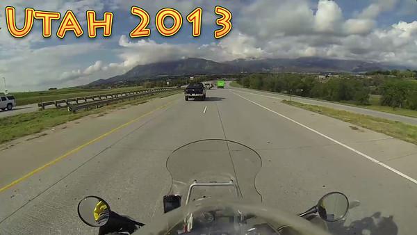 Colorado, Utah et Arizona 2013