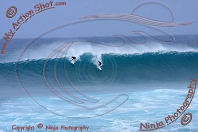 <font color=#F75D59>2010_11_14 (2-3pm) - Surfing Sunset, NORTH SHORE</font>