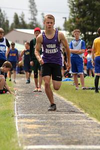 Oregon MS State Championships La Pine 2012