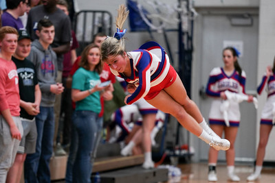 LB Basketball Cheerleading (2018-2019)