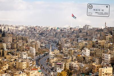 Amman, Jordan - February 2015