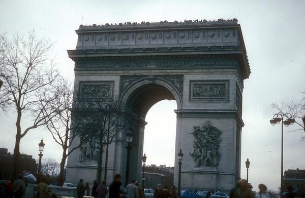 Paris in Wintertime - with PS Princess Elizabeth